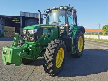 Location Tracteur John Deere 6130 M