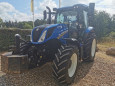 Location Tracteur New Holland T6-165