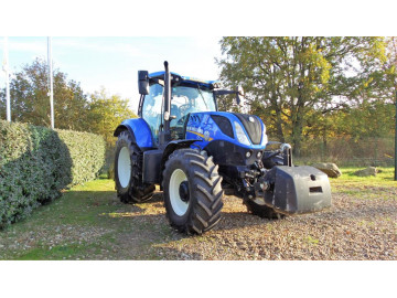 Location Tracteur New Holland T7-175