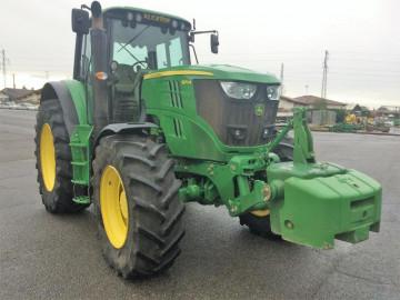 Location Tracteur John Deere 6170 M