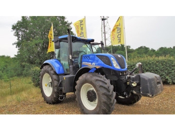 Location Tracteur New Holland T7-245
