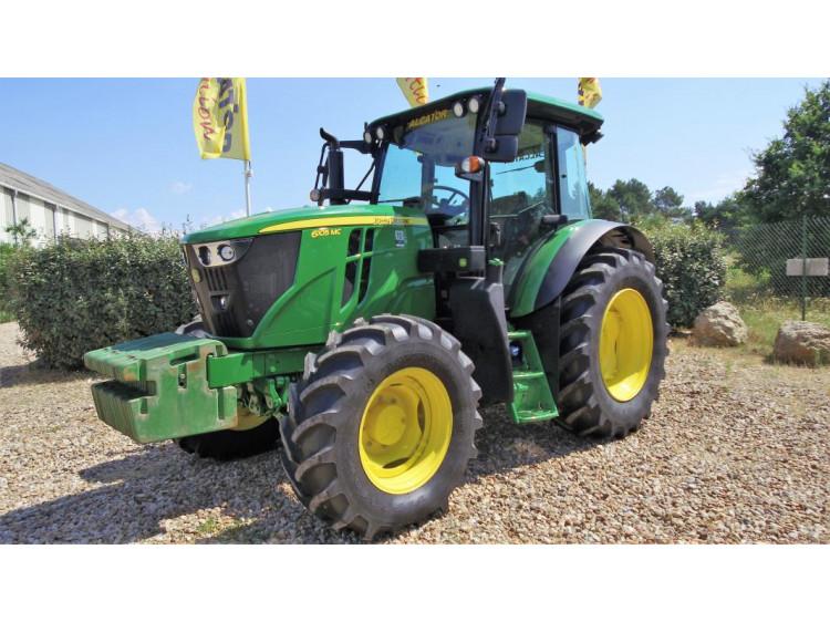 Location Tracteur John Deere 6105 MC