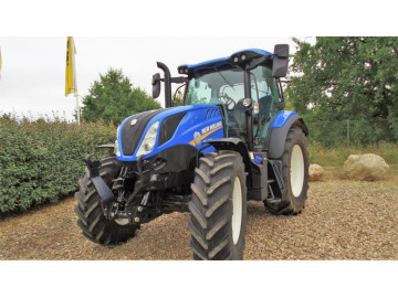 Location Tracteur New Holland T6-155