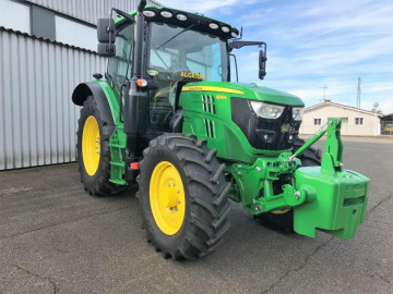 Tracteur agricole Alcator