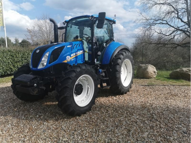 Location Tracteur New Holland T5-120