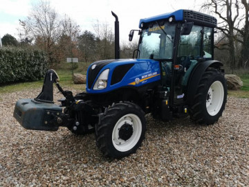Location Tracteur New Holland T4-100 F