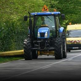 Tracteur collectivités
